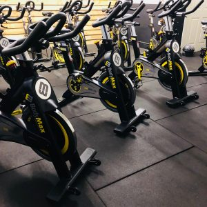 1-2-1 Indoor Cycling Session